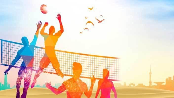 Inter - School Volleyball Tournament